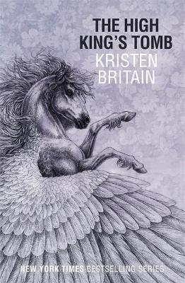 High King's Tomb by Kristen Britain