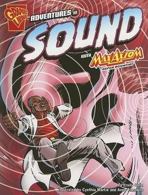 Adventures in Sound with Max Axiom, Super Scientist book