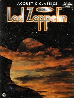 """""""Led Zeppelin""""  v. 1 by Led Zeppelin"""