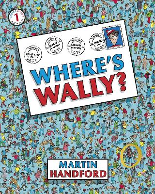 Where's Wally? #1 by Martin Handford