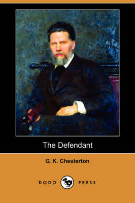 Defendant by G K Chesterton