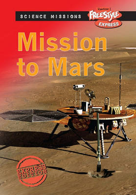 Mission to Mars by Eve Hartman