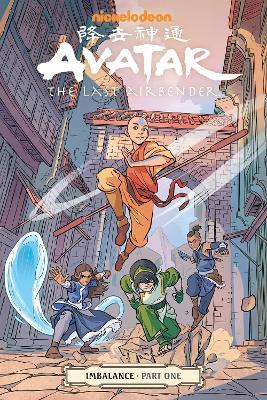 Avatar: The Last Airbender - Imbalance Part 1 by Faith Erin Hicks