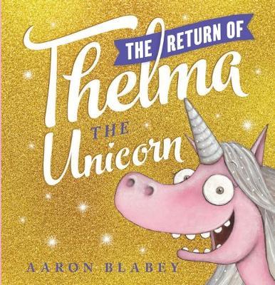 Return of Thelma the Unicorn book