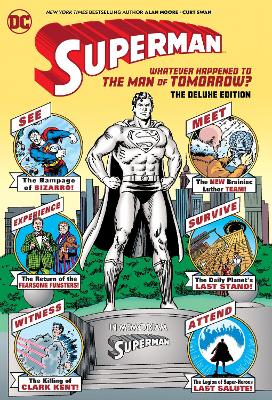 Superman: Whatever Happened to the Man of Tomorrow? Deluxe 2020 Edition book