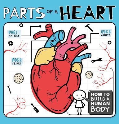Parts of a Heart by Kirsty Holmes