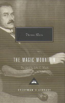 Magic Mountain by Thomas Mann