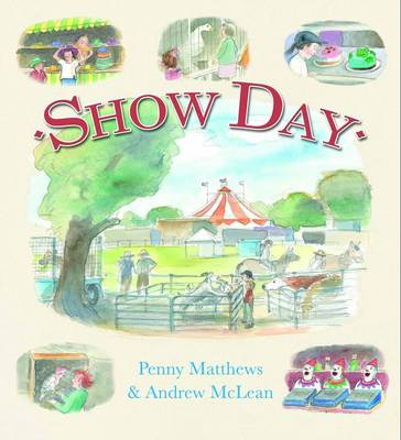 Show Day book