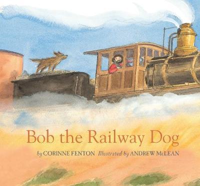 Bob the Railway Dog book
