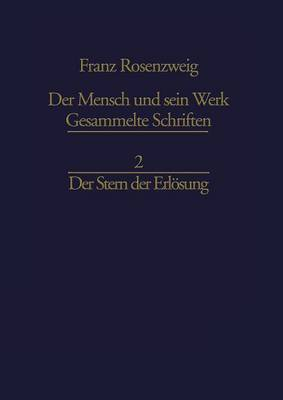 Der Stern Der Erloesung by U Rosenzweig