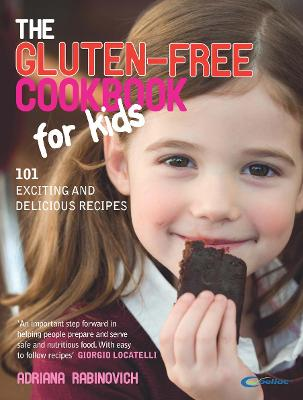 Gluten-free Cookbook for Kids book