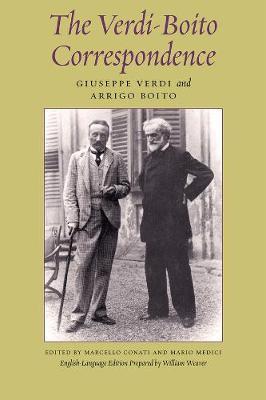 Verdi-Boito Correspondence book