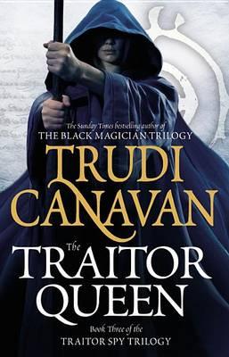 Traitor Queen book
