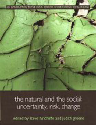 The Natural and the Social by Steve Hinchliffe