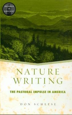 Nature Writing book