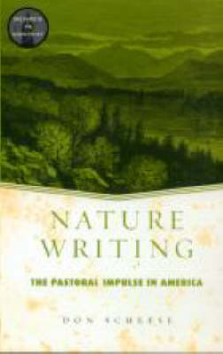 Nature Writing book