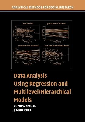 Data Analysis Using Regression and Multilevel/Hierarchical Models book