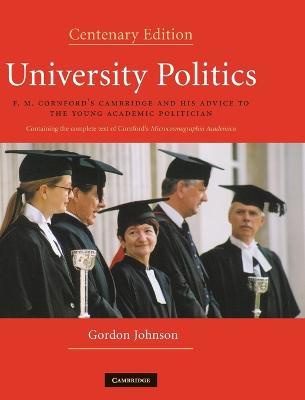 University Politics by Gordon Johnson