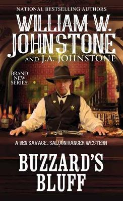 Buzzard's Bluff book