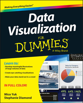 Data Visualization For Dummies by Mico Yuk