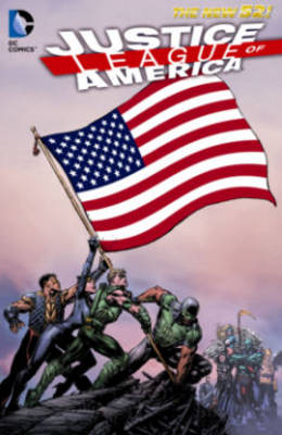 Justice League of America Volume 1: World's Most Dangerous TP (The New 52) by David Finch