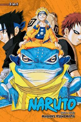 Naruto (3-in-1 Edition), Vol. 5 by Masashi Kishimoto