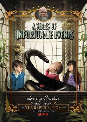 Series of Unfortunate Events #2 by Lemony Snicket