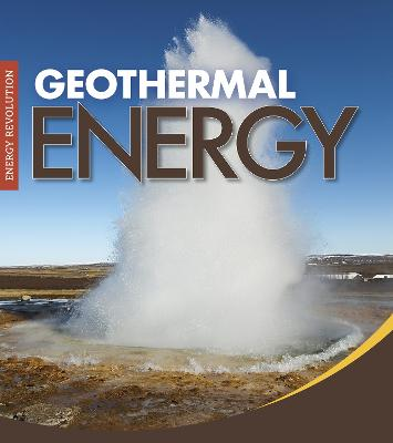 Geothermal Energy by M. M. Eboch