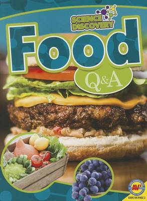 Food Q&A by Celeste A. Peters