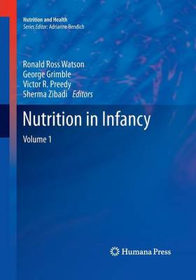 Nutrition in Infancy by Ronald Ross Watson