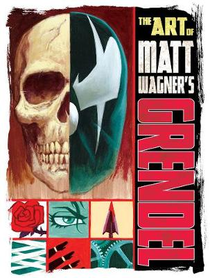 Art Of Matt Wagner's Grendel by Matt Wagner