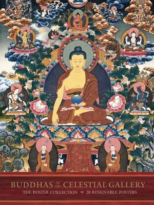 Buddhas of the Celestial Gallery: The Poster Collection by Romio Shrestha