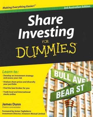 Share Investing for Dummies, 3rd Australian Edition by James Dunn