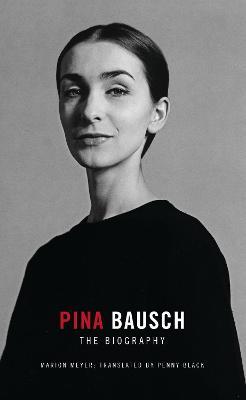 Pina Bausch by Marion Meyer