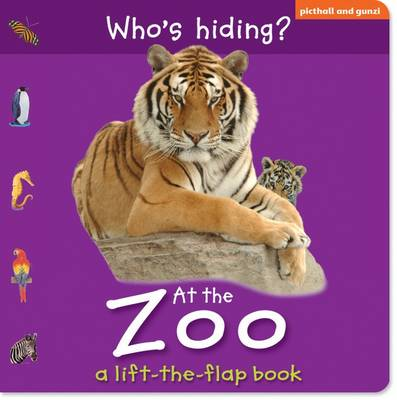 Who's Hiding at the Zoo book