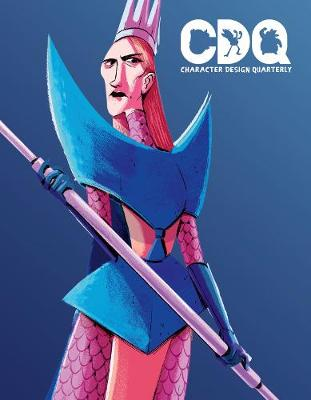 Character Design Quarterly 10 book