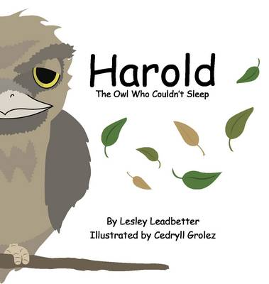 Harold the Owl Who Couldn't Sleep by Lesley Leadbetter