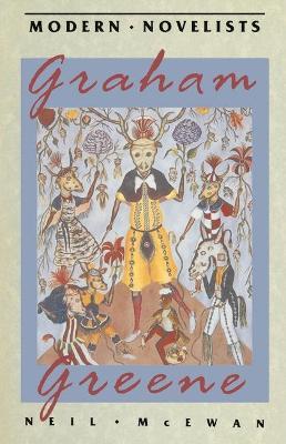 Graham Greene by Neil McEwan