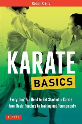 Karate Basics book