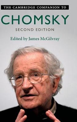 Cambridge Companion to Chomsky by James McGilvray