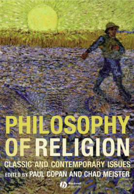Philosophy of Religion book