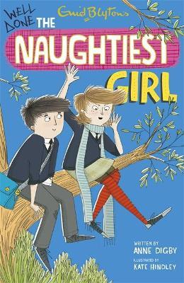Naughtiest Girl: Well Done, The Naughtiest Girl book