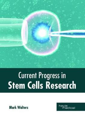 Current Progress in Stem Cells Research by Professor Mark Walters