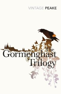 Gormenghast Trilogy by Mervyn Peake