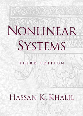 Nonlinear Systems book
