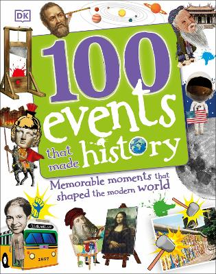 100 Events That Made History by A. A. Milne