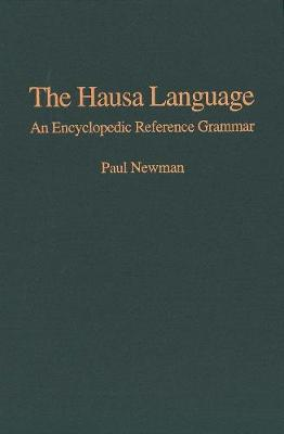The Hausa Language by Paul Newman
