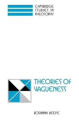 Theories of Vagueness book