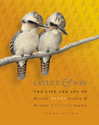 Cayley and Son by Penny Olsen