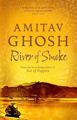River of Smoke book